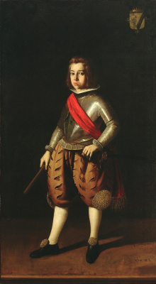 Francisco de Zurbaran. Don Alonso Verdugo de Albornoz