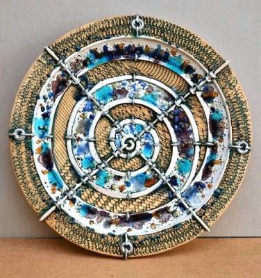 Ирина Александровна Лычагина. Spiral Dish