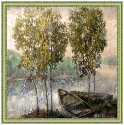 Виктор Петруленков. Ст. лодки