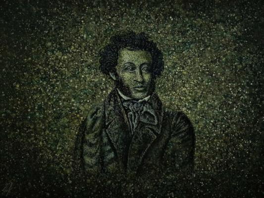 Gennady Guryev. Pushkin A.S.