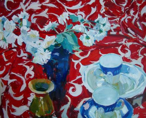 Renat Ramazanov. Oriental still life