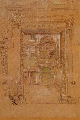 James Abbot McNeill Whistler. St. John The Apostle Evangelist