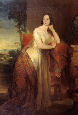 George Frederick Watts. Aug, lady Castletown