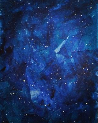 Valentina Khudyakova. Starry heaven