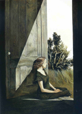 Andrew Wyeth. Christina Olson