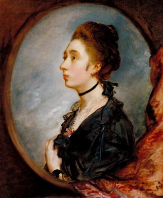 Portrait of the artist's daughter Margaret