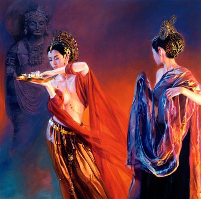Цзя Лу. Восточная красавица 67