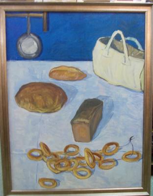 Yuri Ivanovich Khudonogov. Bread.