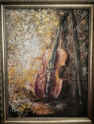 Алина Евгеньевна Шварёва (Галкина). Violin