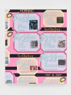 Керри Джеймс Маршалл. History of Painting (May 16, 2007)