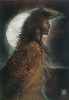 Susan Seddon Boulet. Valkyrie