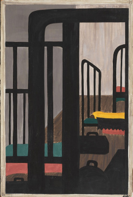 Jacob Lawrence. Plot 1