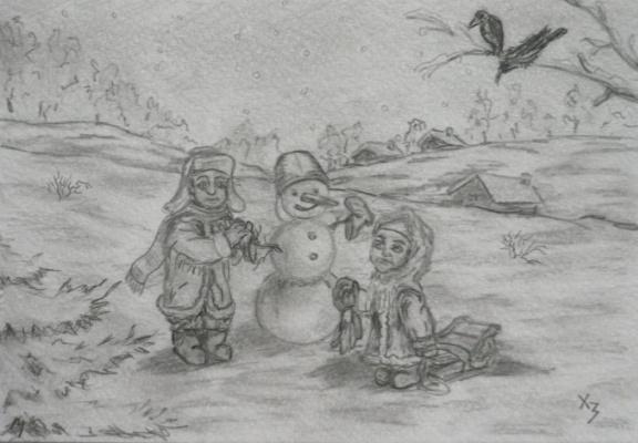 Сергей Николаевич Ходоренко-Затонский. Old postcards