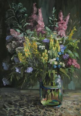 Svetlana Holodnyak. Wildflowers