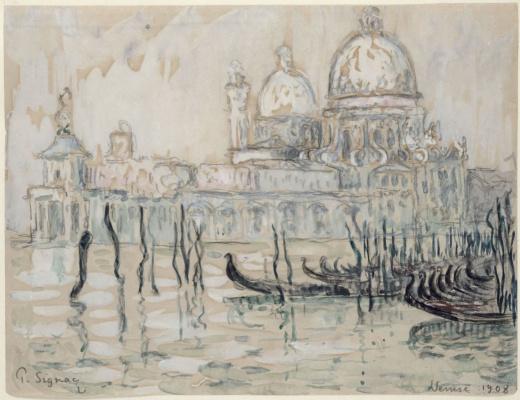 Paul Signac. Venise