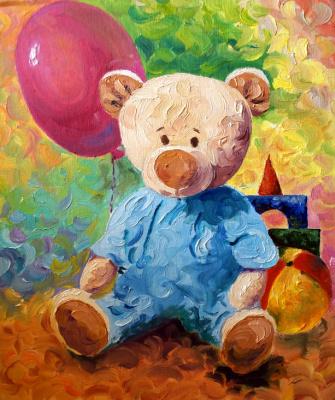 Ekaterina Viktorovna Osipovich. Bear Alex