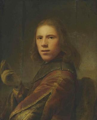 Фердинанд Балтасарс Боль. Портрет молодого человека