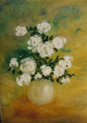 Рита Аркадьевна Бекман. Розы