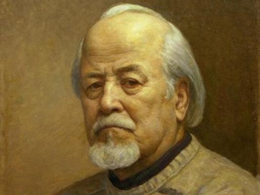 Eugene Nikolayevich Troshev. Self-portrait