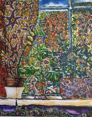 Ruslan Shakirov. Cactus
