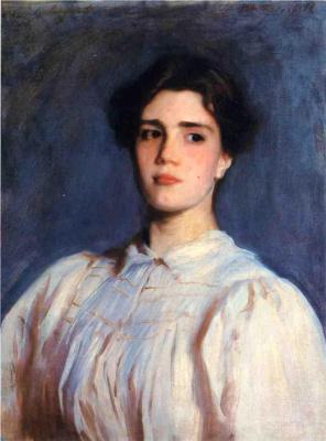 John Singer Sargent. Portrait Of Sally Fairchild