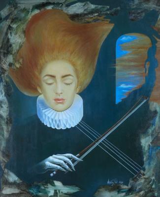 "Olesya Albu. ""Melody of Silence"""
