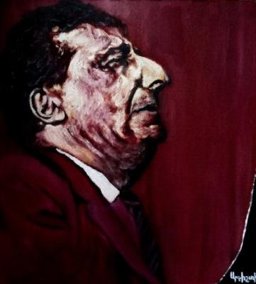 Argishti. Portrait of Arno Babajanyan