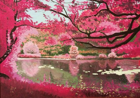 Alex Averskiy. Kyoto