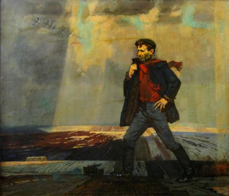 Виктор Васильевич Непьянов. Василий Шукшин