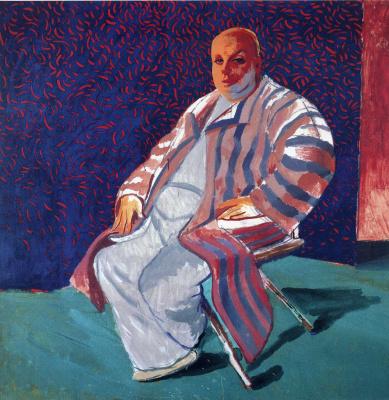 David Hockney. Divine