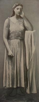 Пабло Пикассо. Гречанка