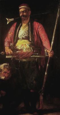 Francis Davis Millet. Turkish soldiers