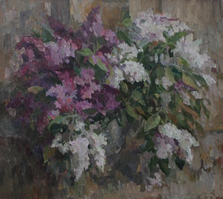 "Ekaterina Lebedeva. ""Lilac"""