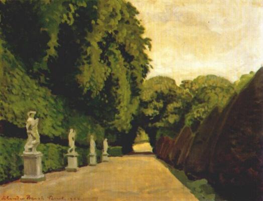 Alexander Nikolaevich Benoit. Versailles