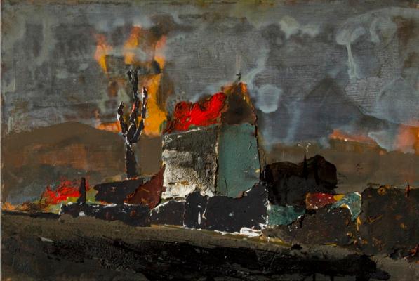 Peter Sour Cream. Untitled