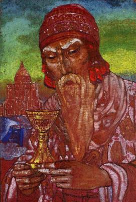 Святослав Николаевич Рерих. Царь Соломон