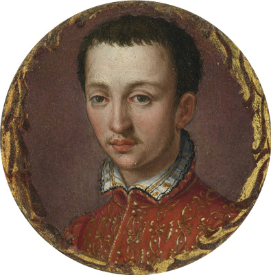 Alessandro Allori. Portrait of Francesco de Medici (1541-1587).