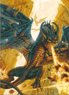 Марк Сассо. Огнедышащий дракон