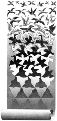 Maurits Cornelis Escher. Exemption