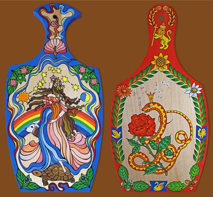 Natalia Vladimirovna Plastinina. Gift boards