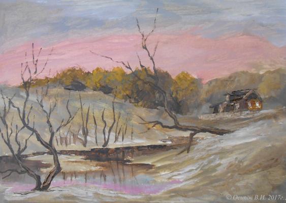 Владимир Иванович Осипов. Beaver Creek