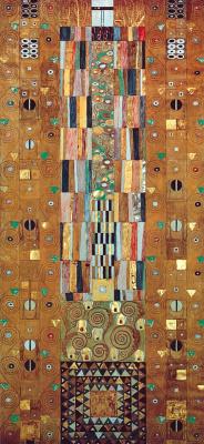 Gustav Klimt. Plot 15