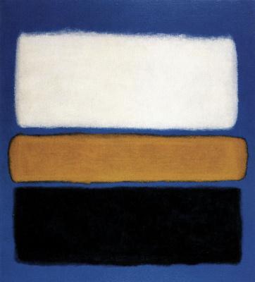 Rothko Mark.  No. 16