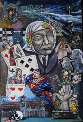 Andrey Trifonov. The fortune teller