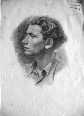 Федор Михайлович Барановский. Портрет