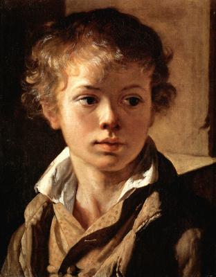 Vasily Andreevich Tropinin. Portrait Of Arseny Vasilievich Tropinin