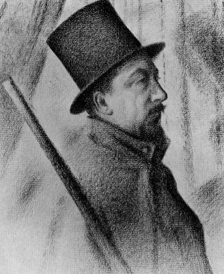 Paul Signac. Self-portrait