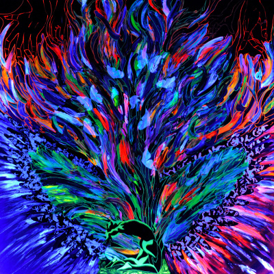 Alef Art. Butterflies