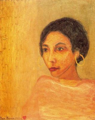 Франсиско Пеинадо. Портрет 2