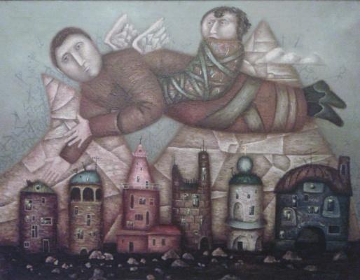 Mark Vladimirovich Makarov. Angel of sorrow